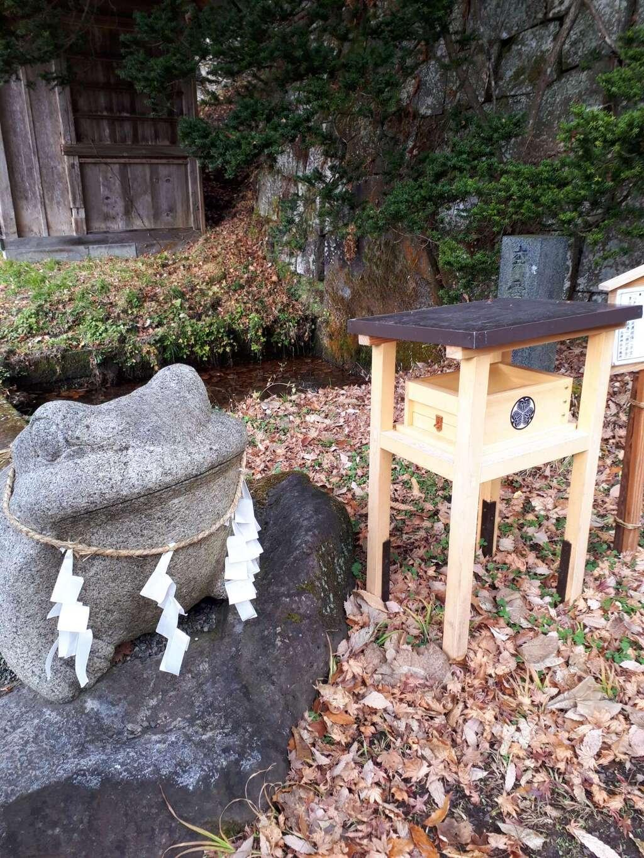 土津神社-こどもと出世の神さま-の狛犬