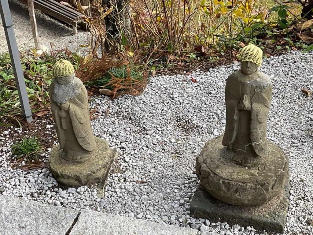 常泉寺の地蔵