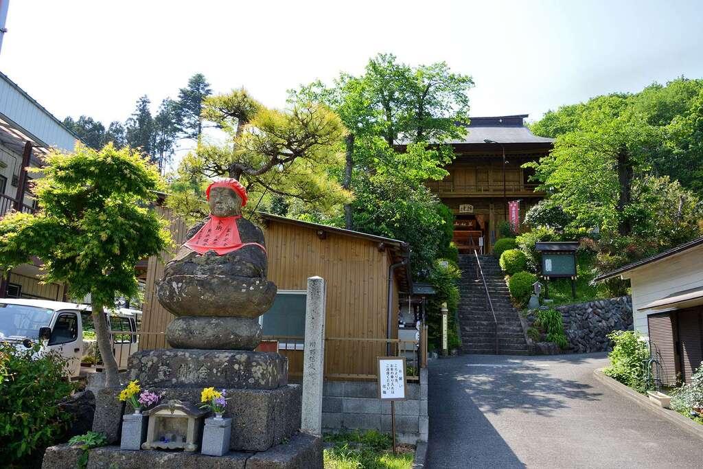 大慈寺の地蔵