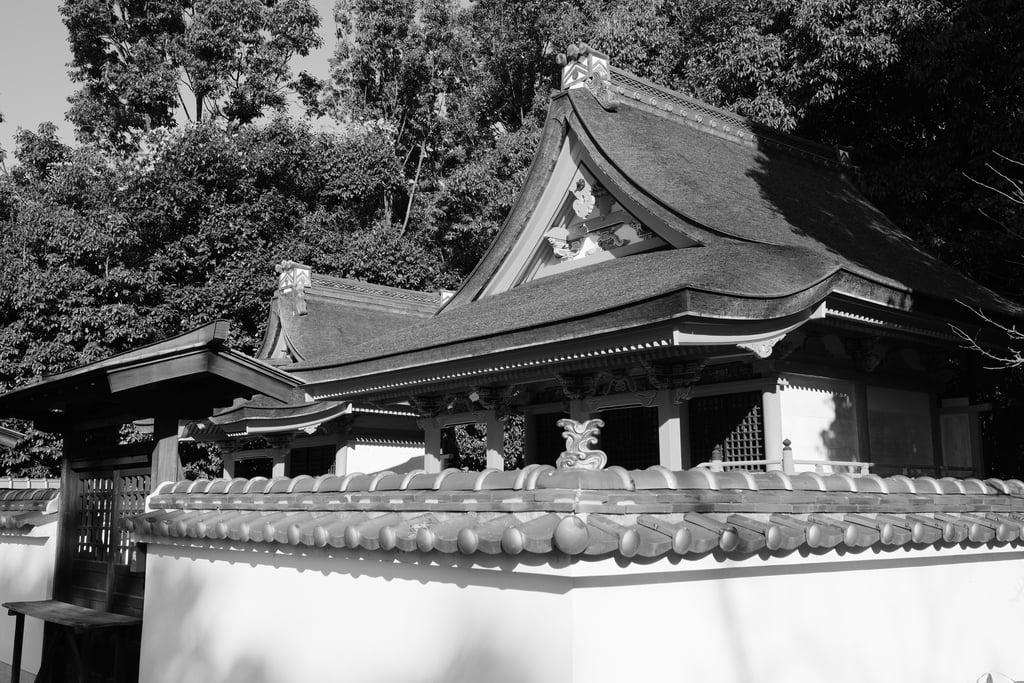 聖神社の末社