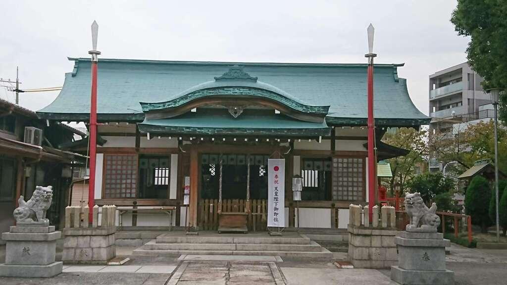 八坂神社(大阪府)