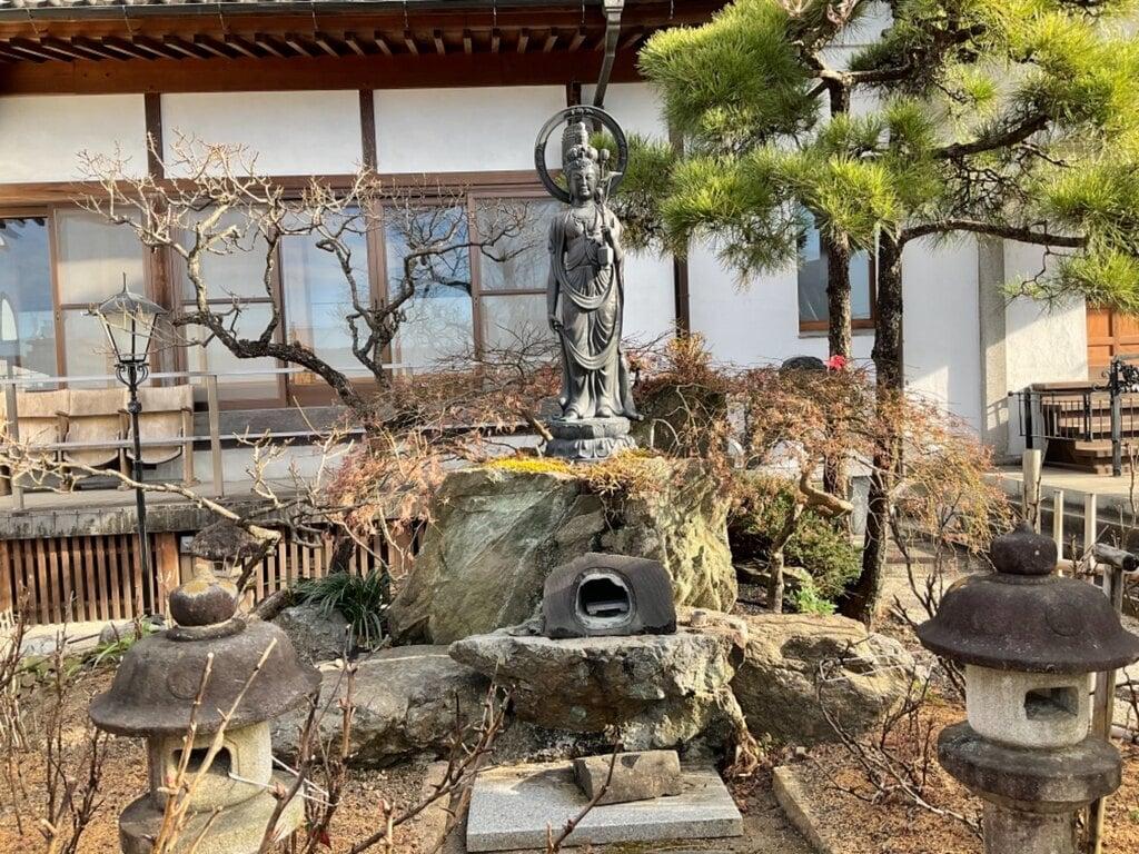 少林寺の仏像