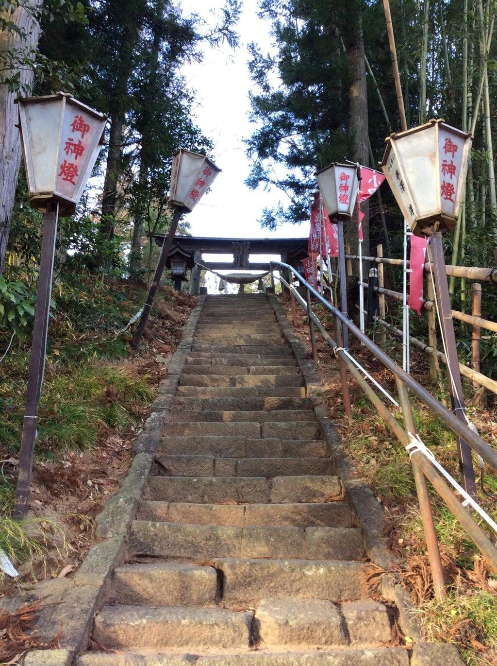 鹿島神社(福島県)