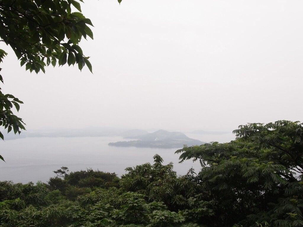 沖ノ神島神社の景色
