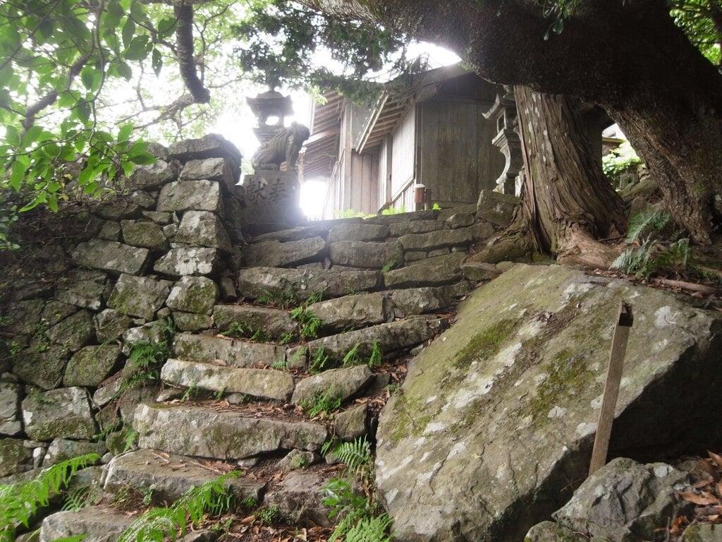 沖ノ神島神社の建物その他