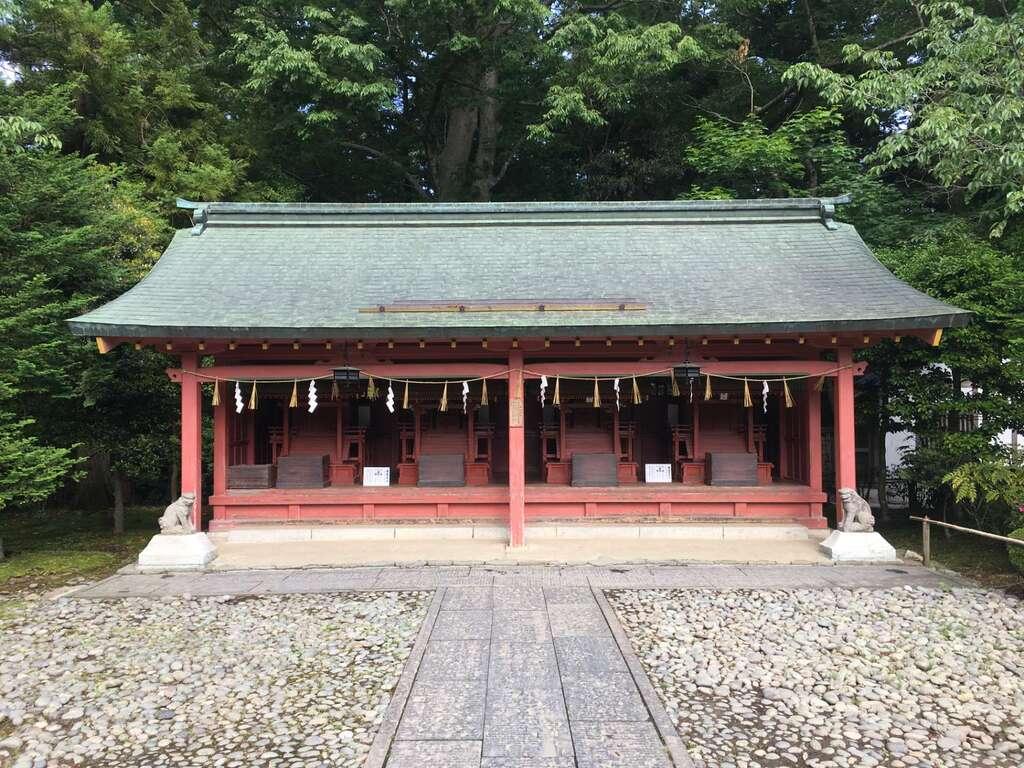 志波彦神社・鹽竈神社の末社