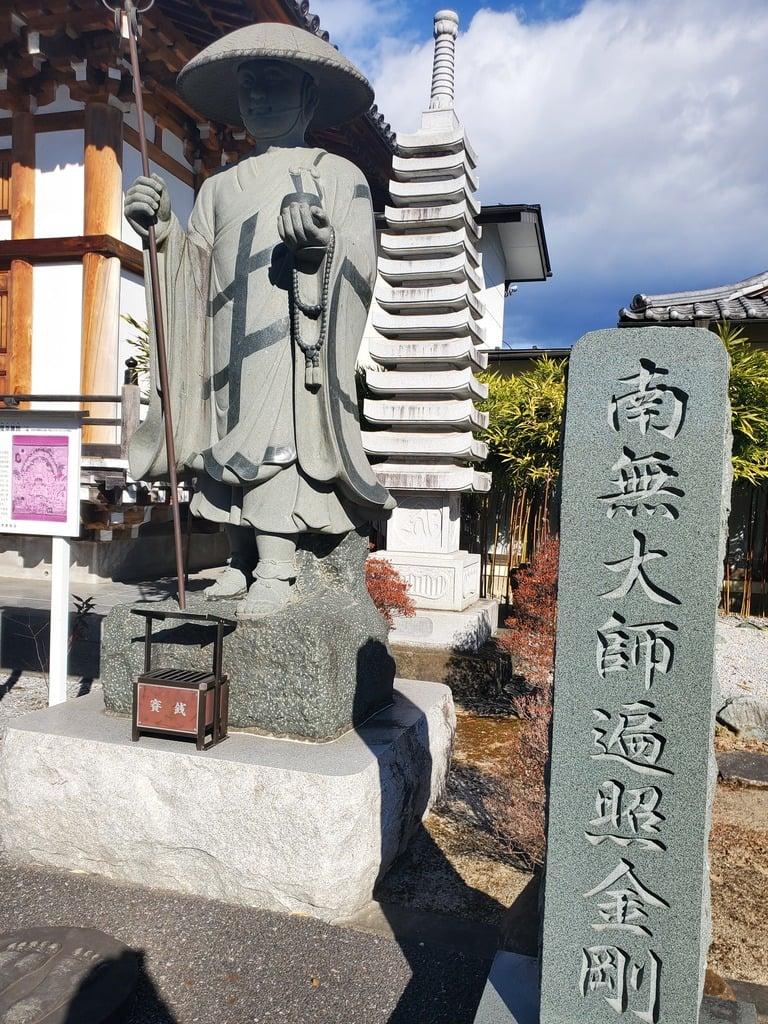 長福院の像