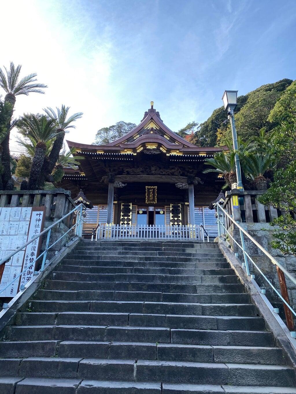 叶神社 (西叶神社)の山門