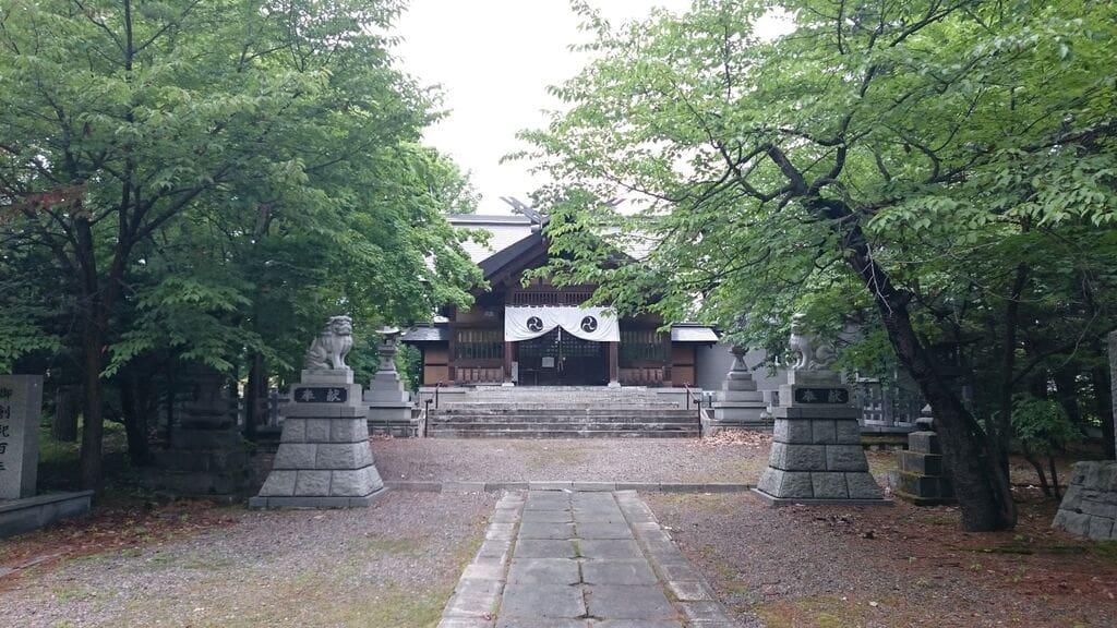 神楽神社の建物その他