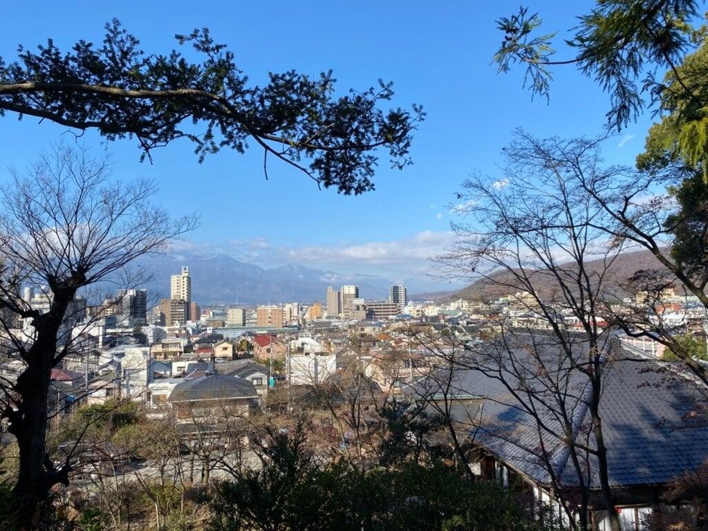 愛宕神社の景色