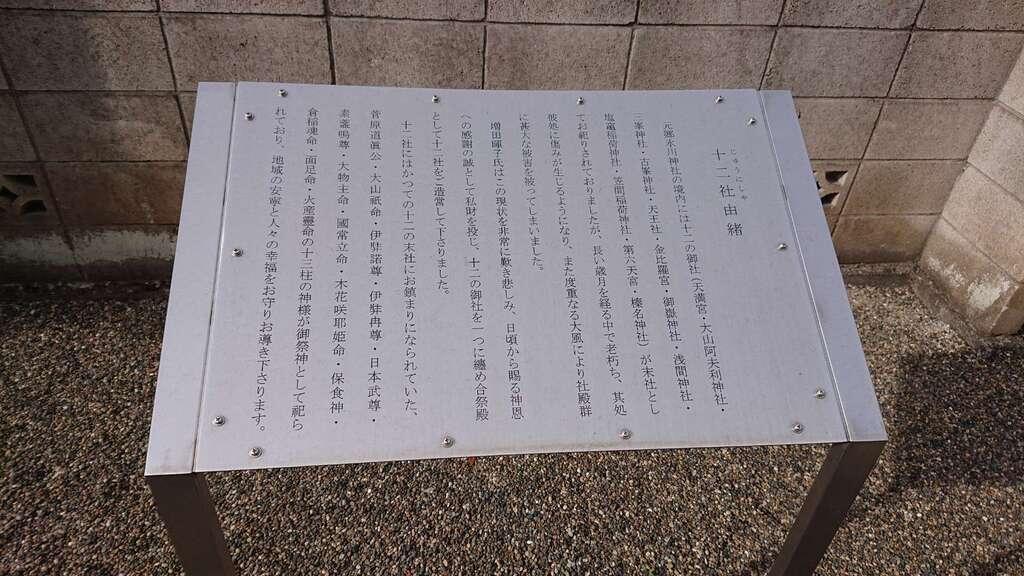 元郷氷川神社の歴史