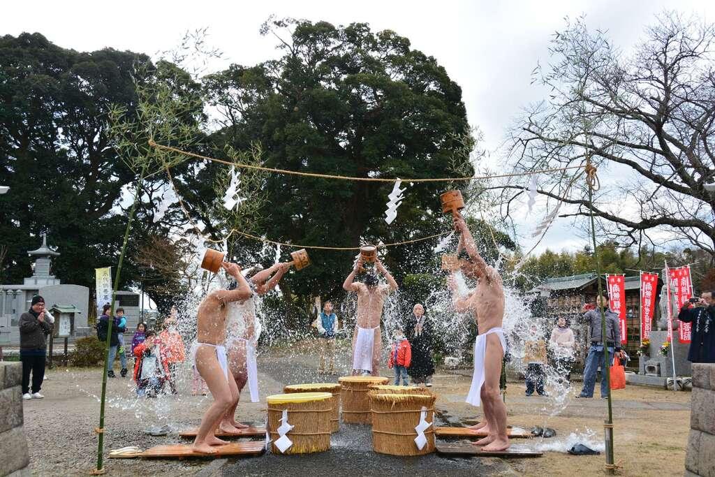 蓮久寺のお祭り