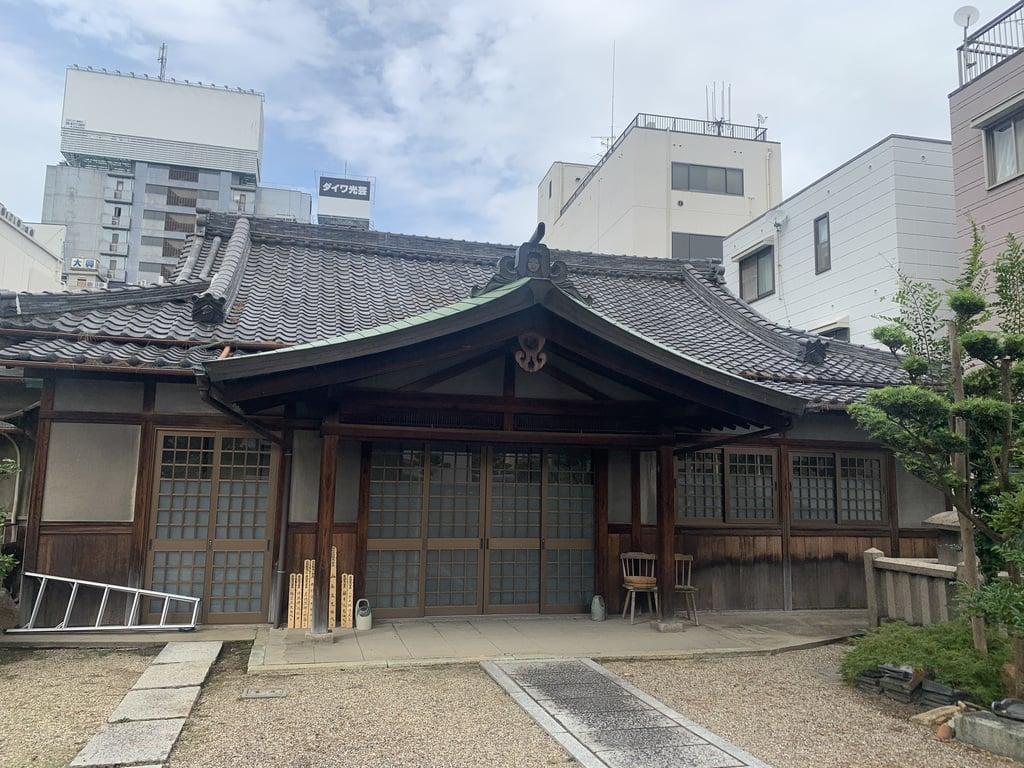 大福寺の本殿