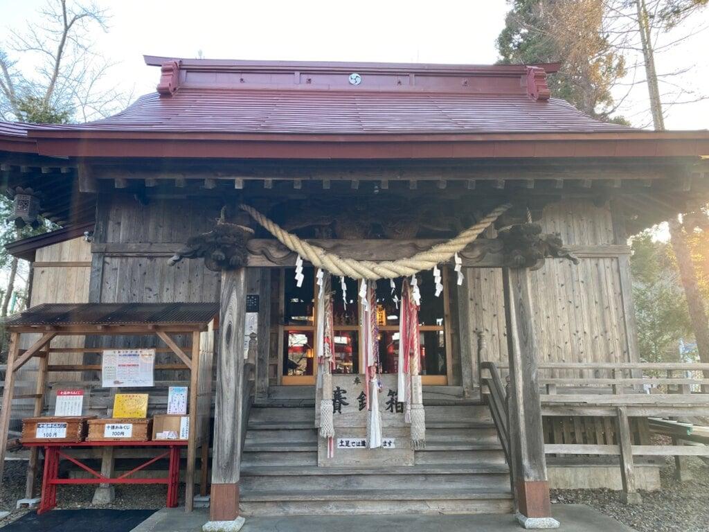 巽山稲荷神社(岩手県)