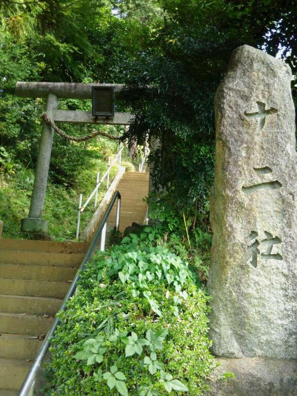 十二社(東京都)