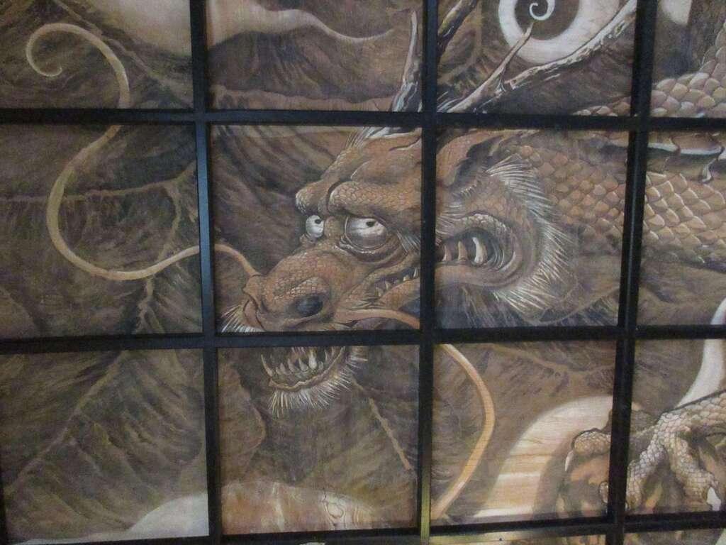 御岩神社の芸術