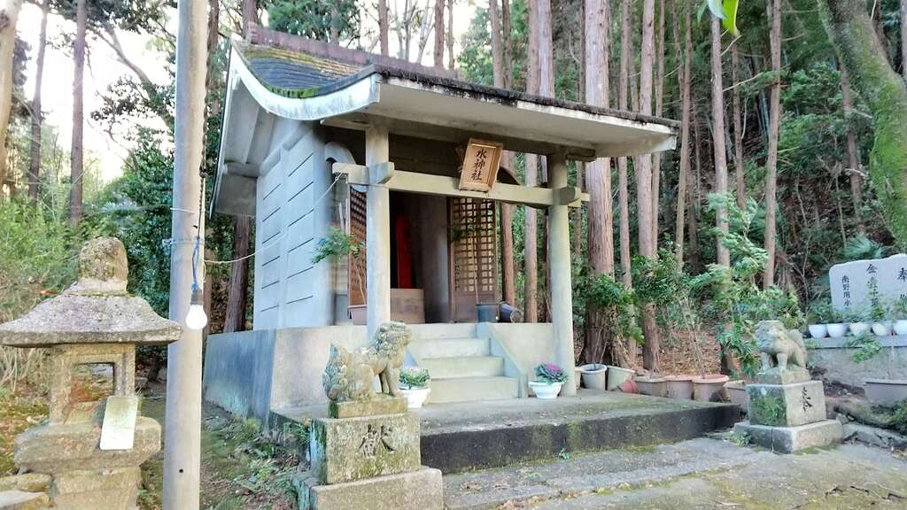 御机神社の末社