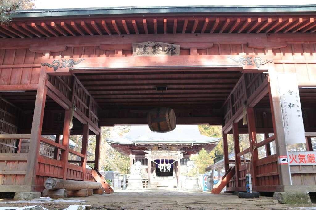 田村神社の建物その他