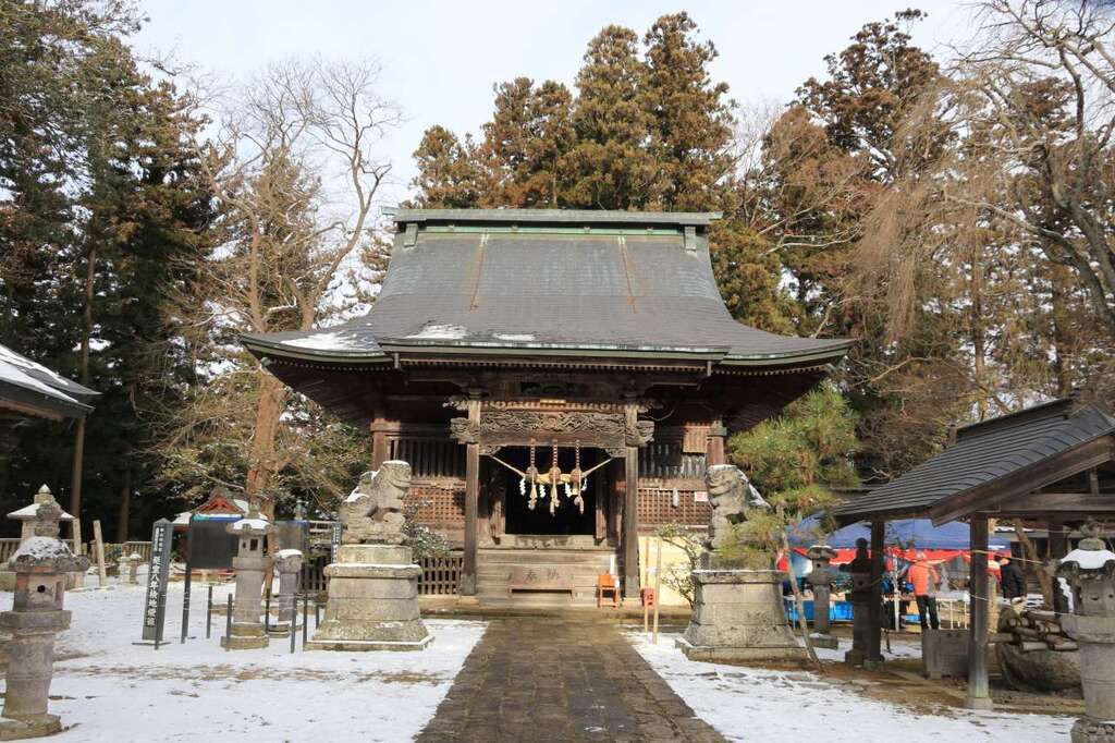 田村神社(福島県)