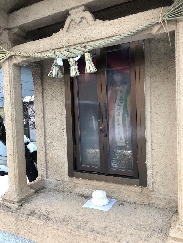 富榮寺の本殿