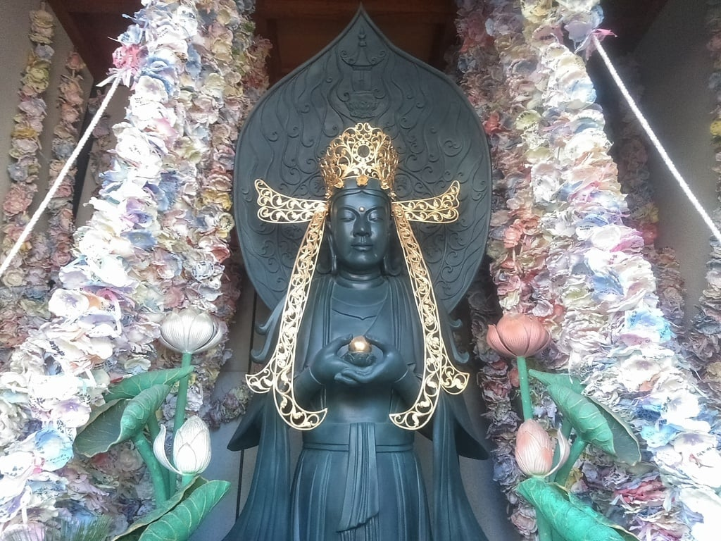 源聖寺の仏像