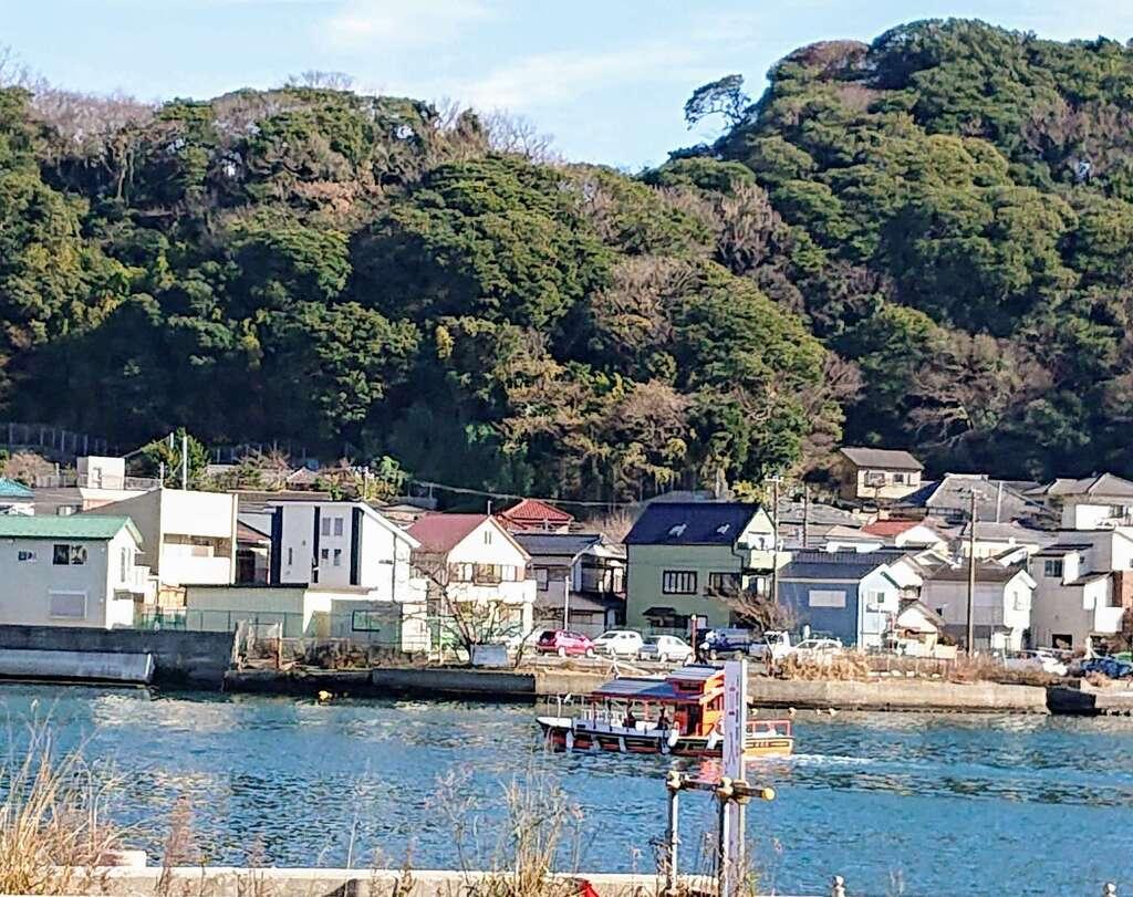 叶神社 (西叶神社)の景色