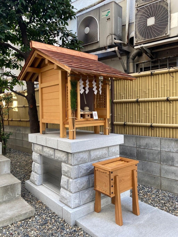 飯倉熊野神社の末社