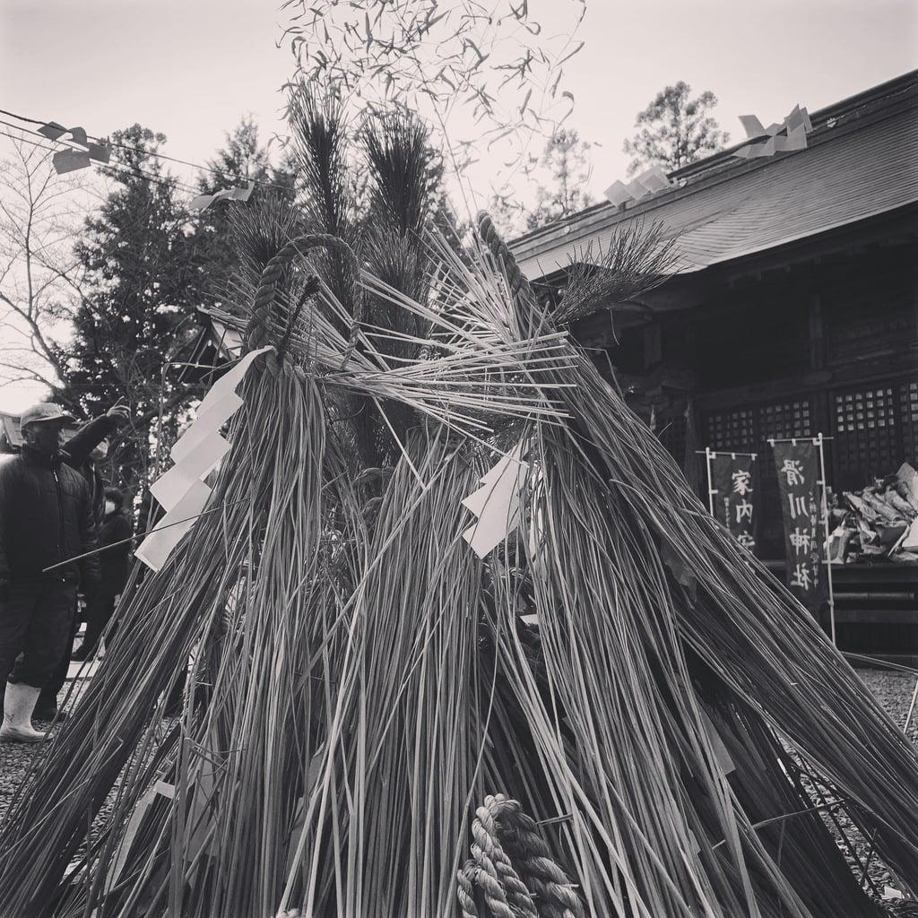 滑川神社 - 仕事と子どもの守り神のお祭り