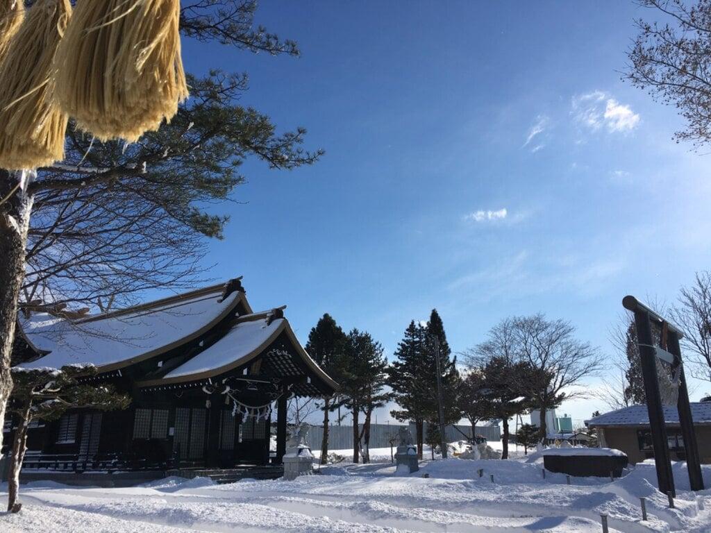 西の里神社(北海道)
