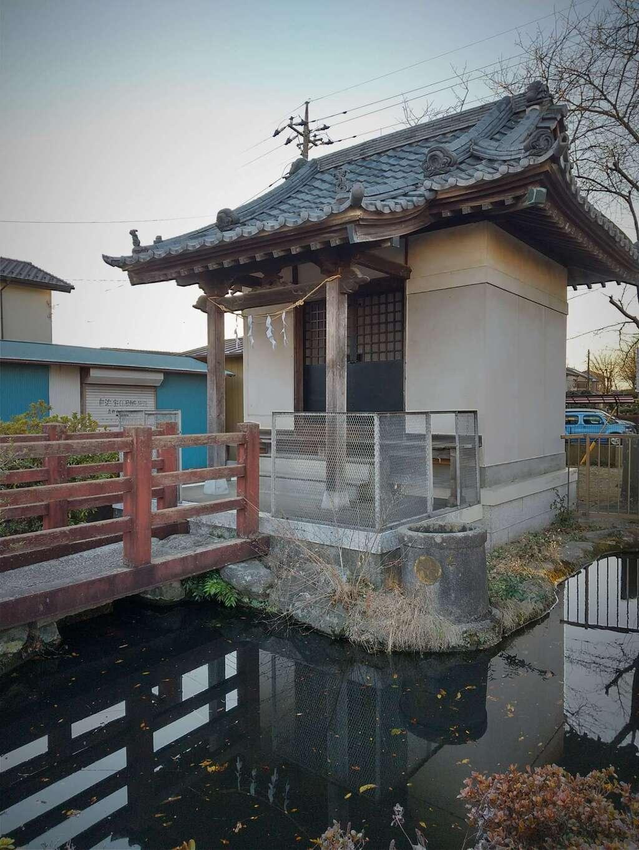市杵島神社(茨城県)