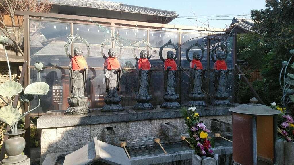 興徳寺の地蔵