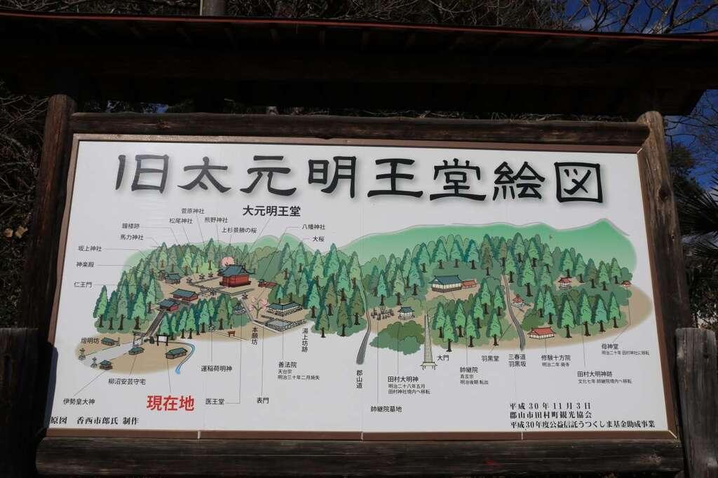 田村神社の歴史