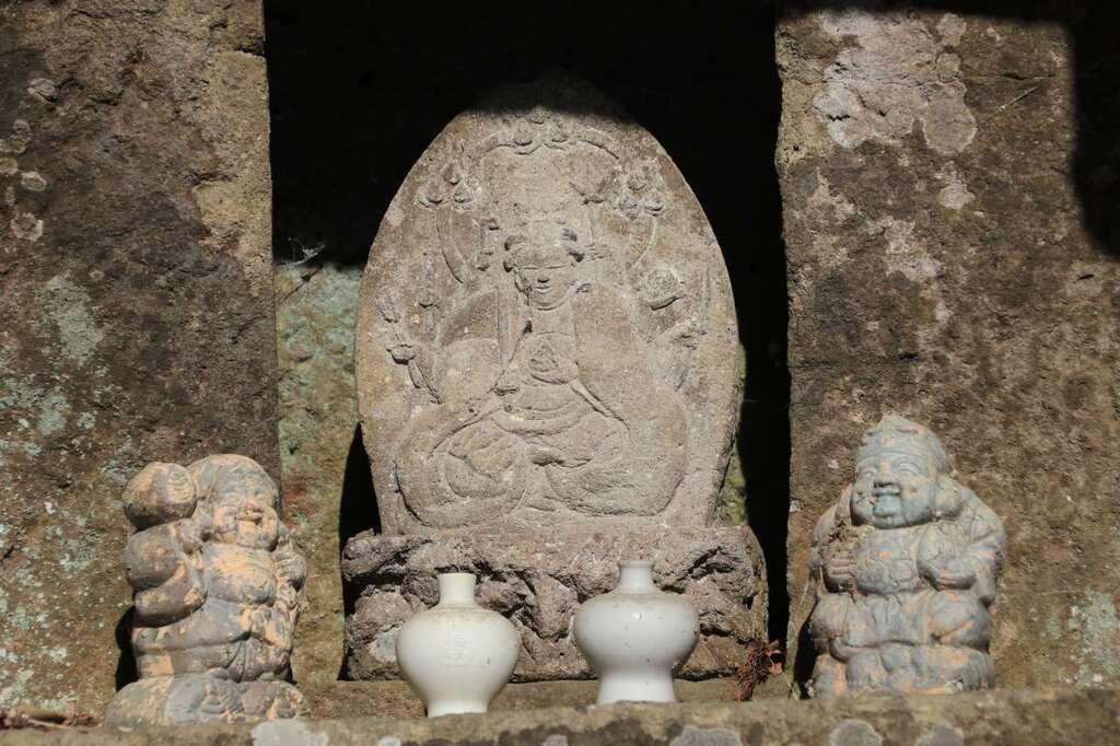 田村神社の仏像