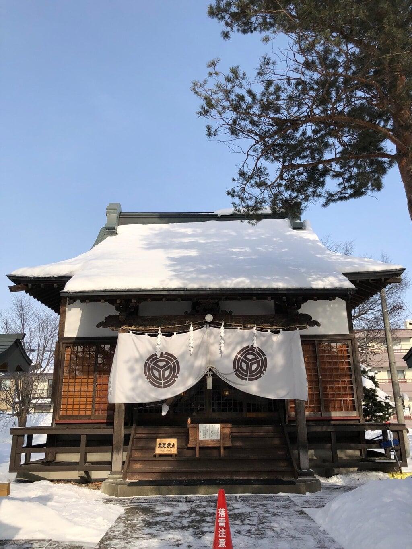 帯広三吉神社の本殿