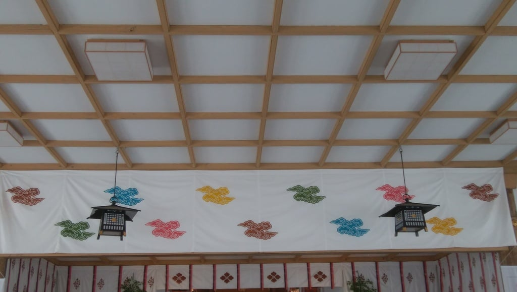 風連神社の本殿