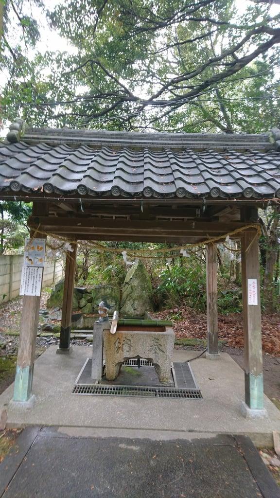 青海神社(福井県)