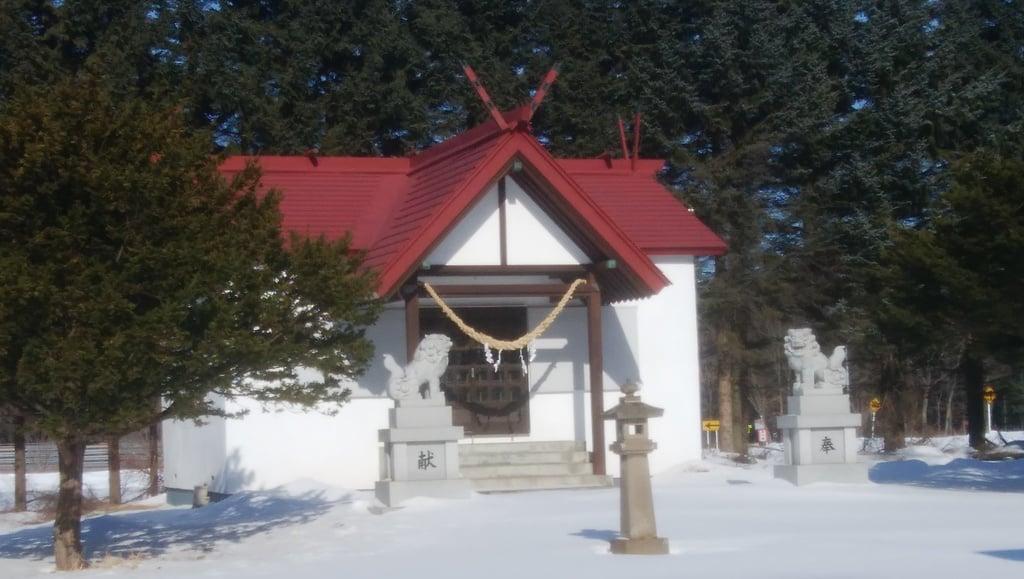 止別神社(北海道)