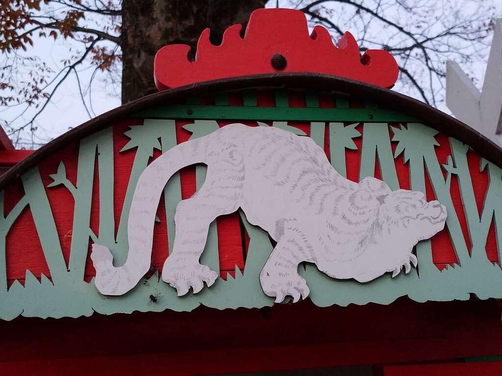 白虎神社の芸術