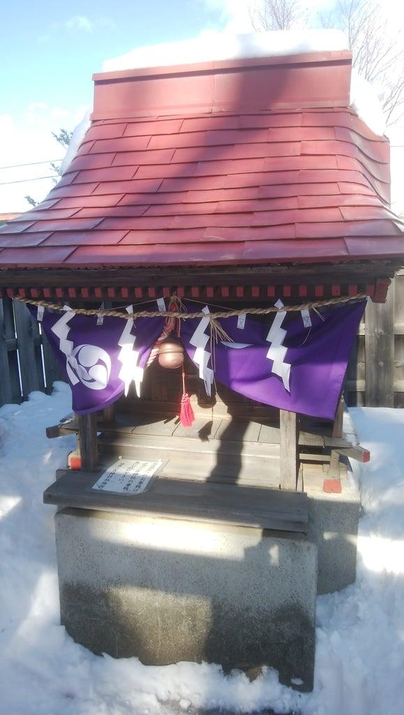 帯広三吉神社の末社