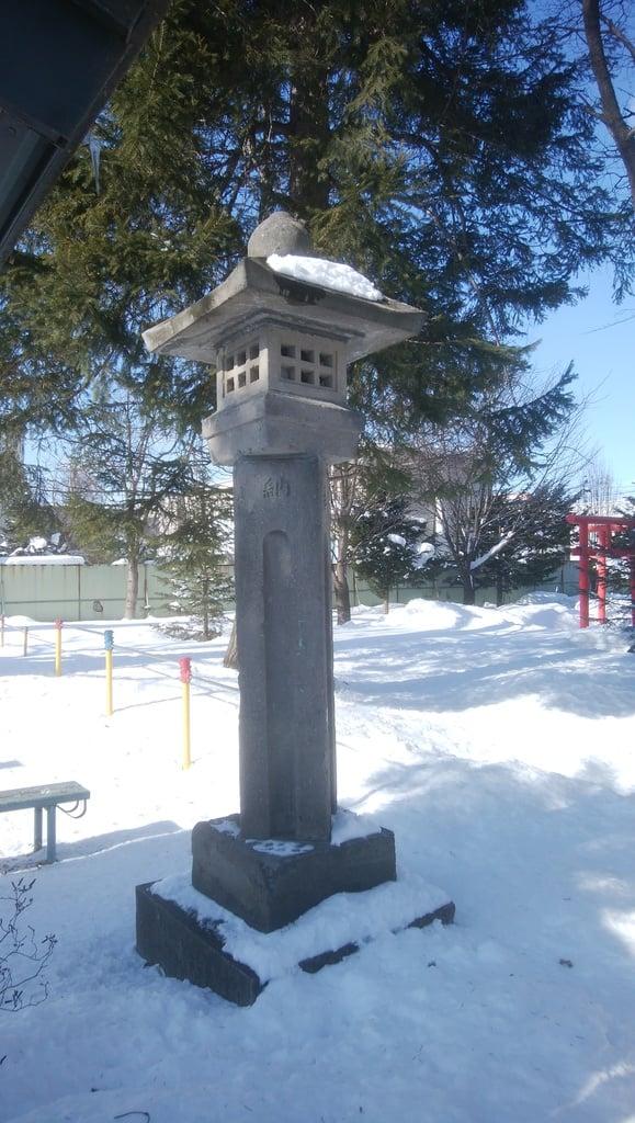 帯広三吉神社の建物その他