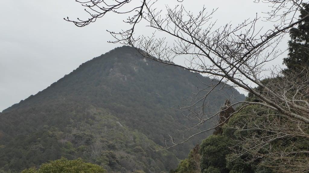 御上神社の景色