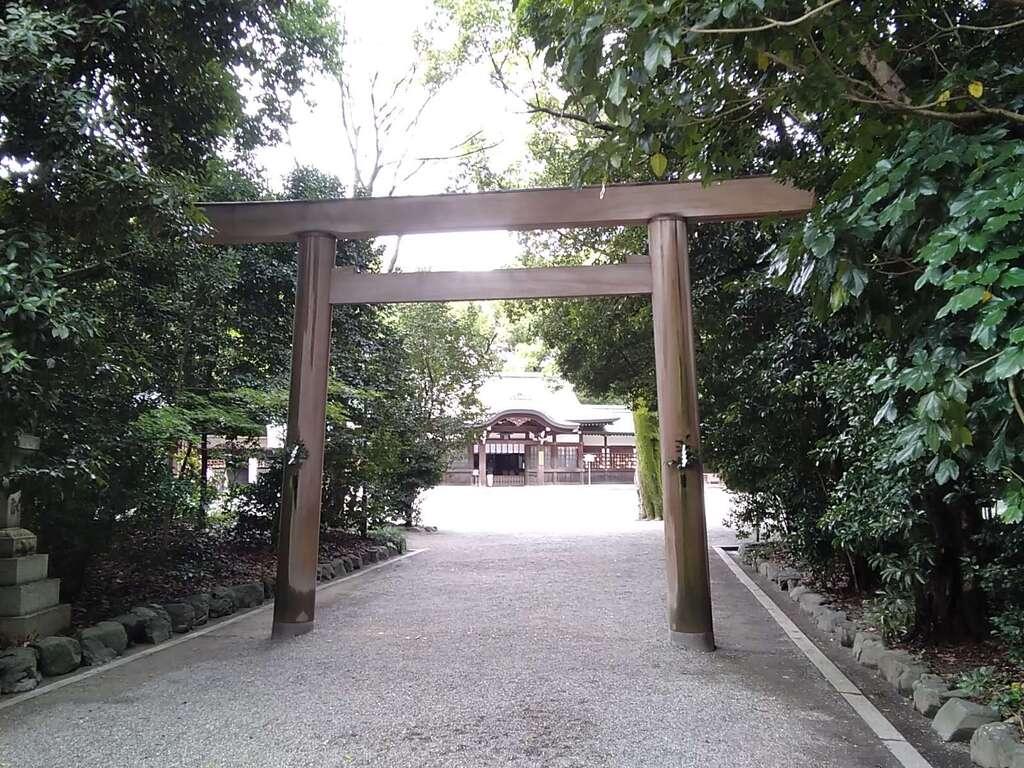 八剣宮(熱田神宮別宮)の鳥居