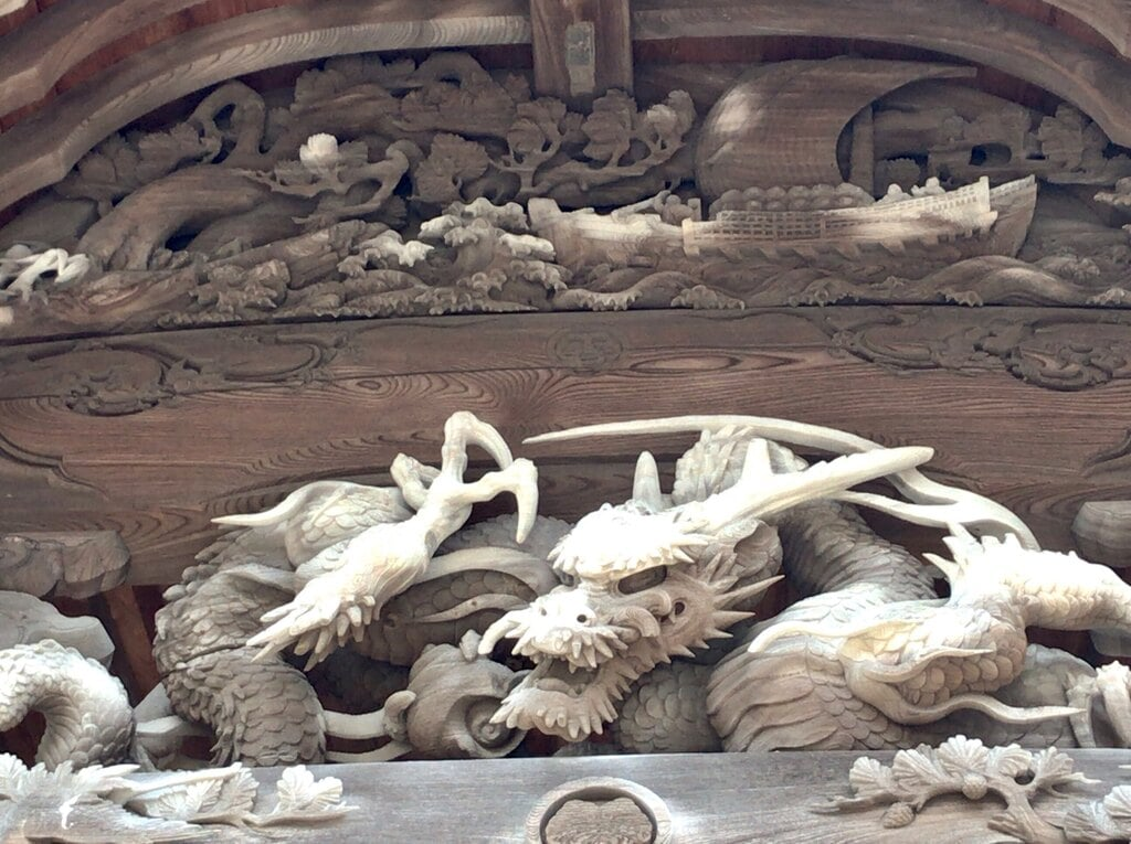 龍本寺の建物その他