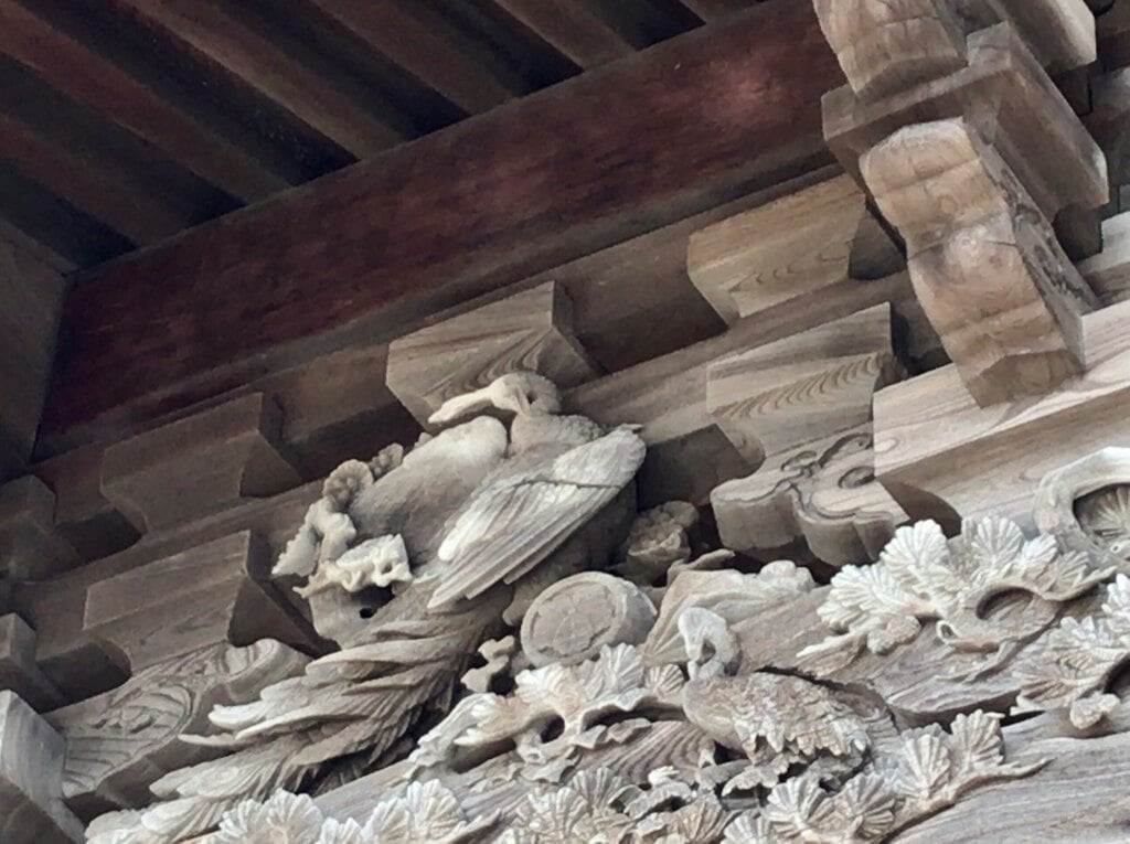 龍本寺の芸術