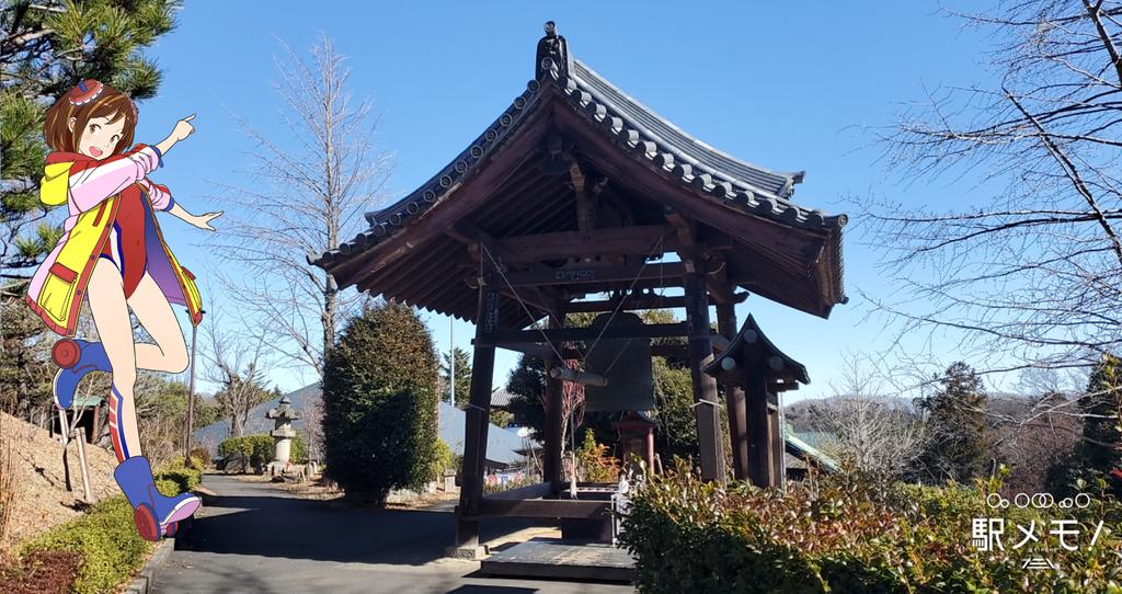 狭山山不動寺の建物その他