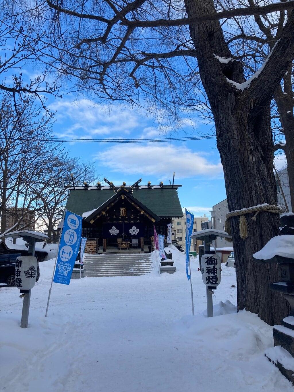 札幌諏訪神社の建物その他