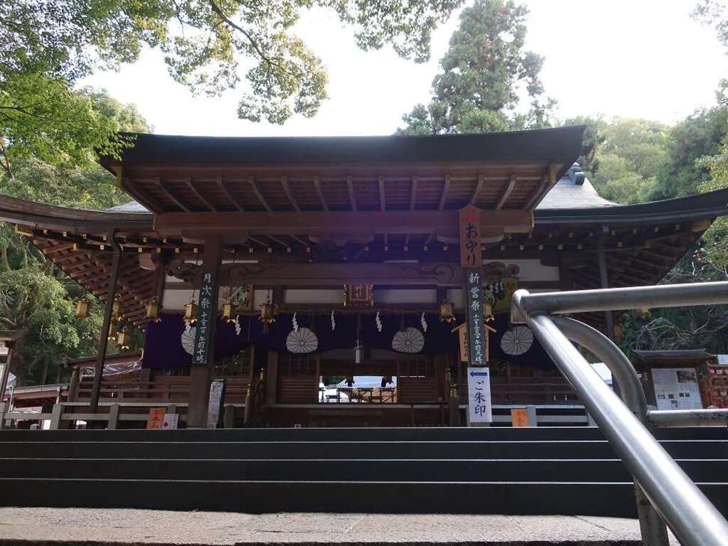 枚岡神社の山門