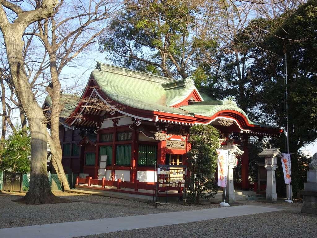 駒繋神社(東京都)
