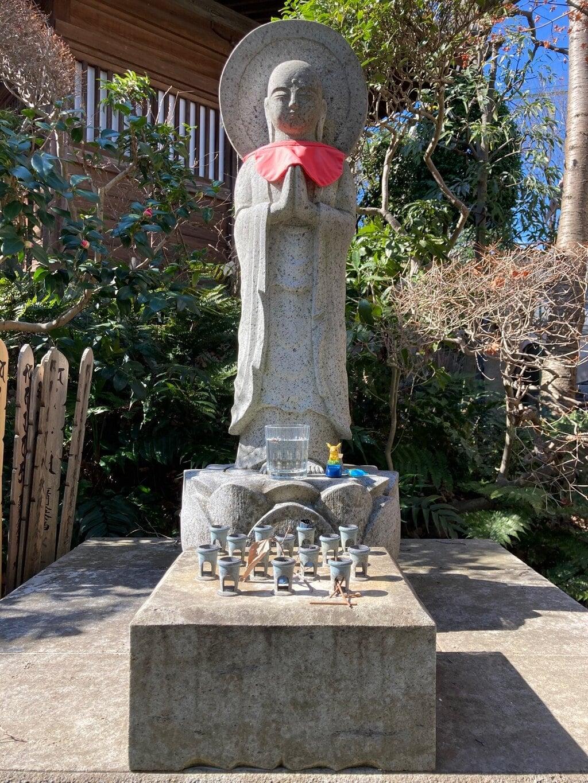 蟠龍寺の地蔵