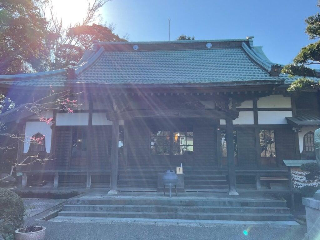 阿弥陀寺の本殿